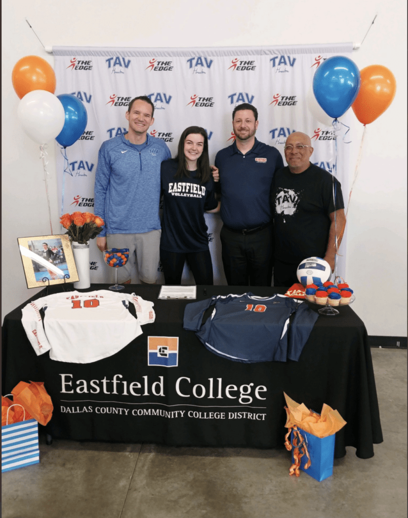 Hannah Chitty - Eastfield College