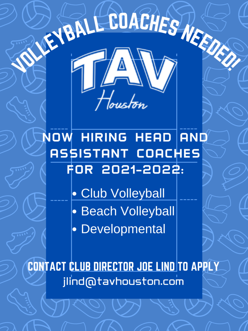 Hiring Volleyball Coaches300