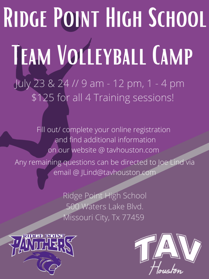 RidgePointHS- OpenCamp