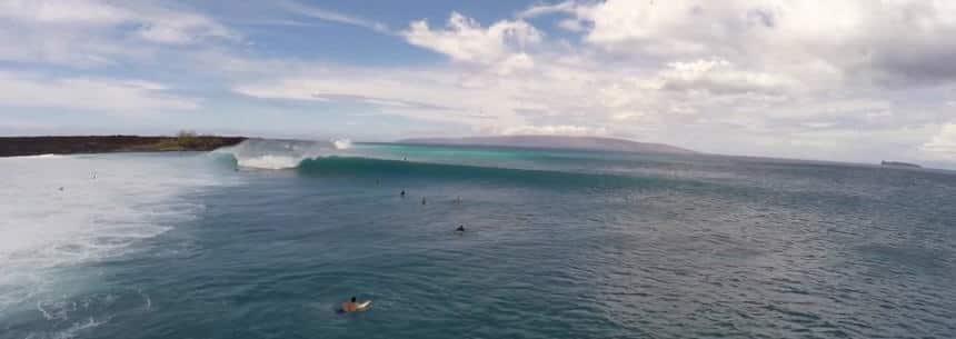dumps surf spot