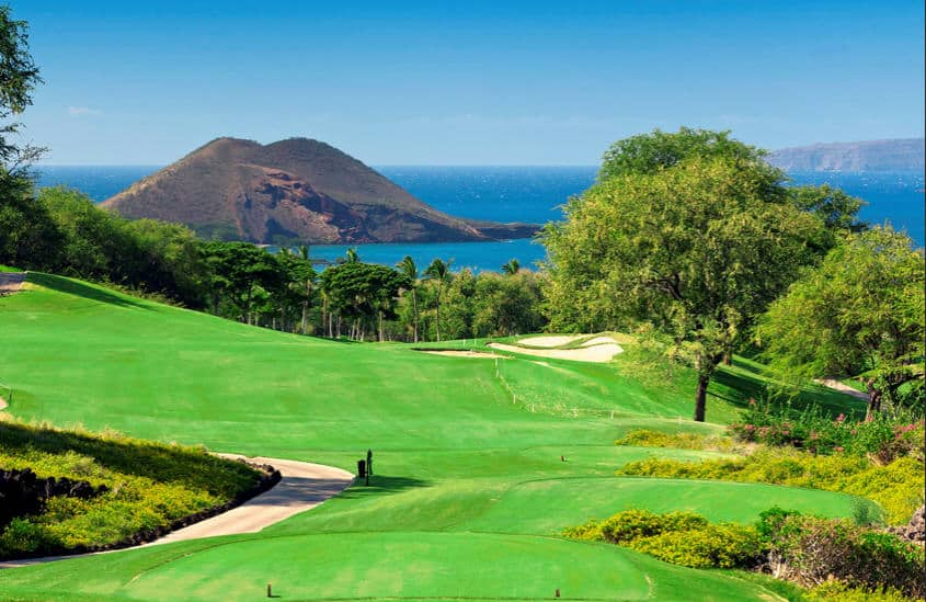 Wailea Golf Course