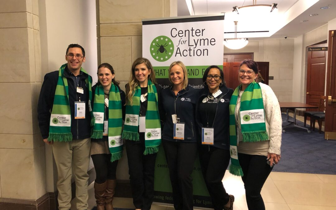 Letters in Support of Lyme Appropriations: Support Now