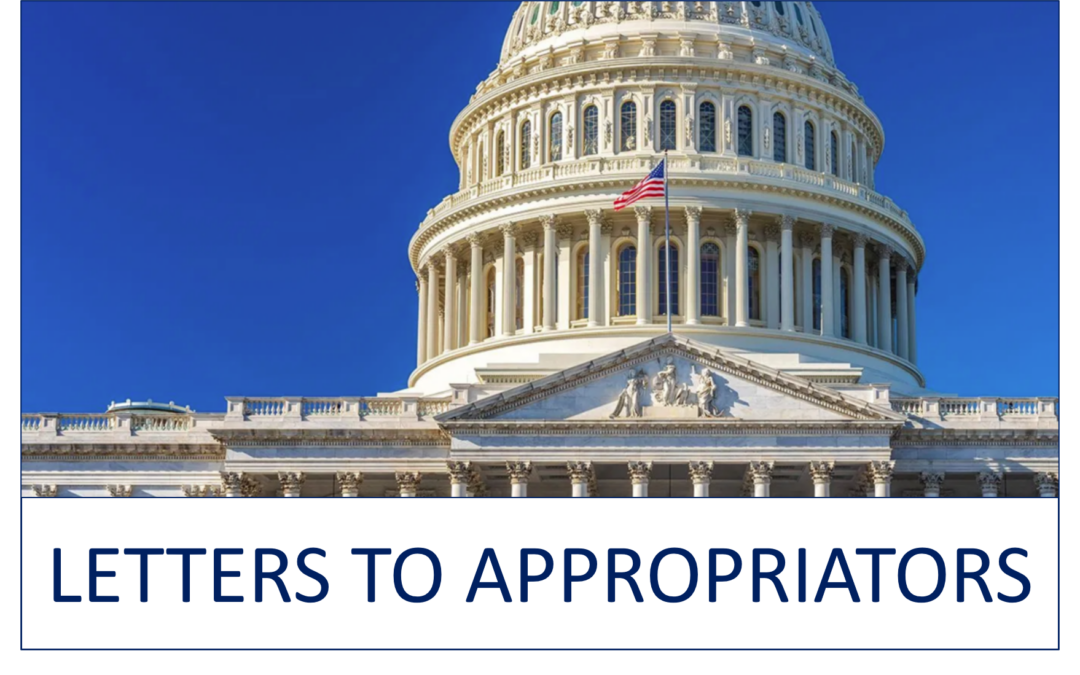 Center for Lyme Action Sends Letter to Appropriators