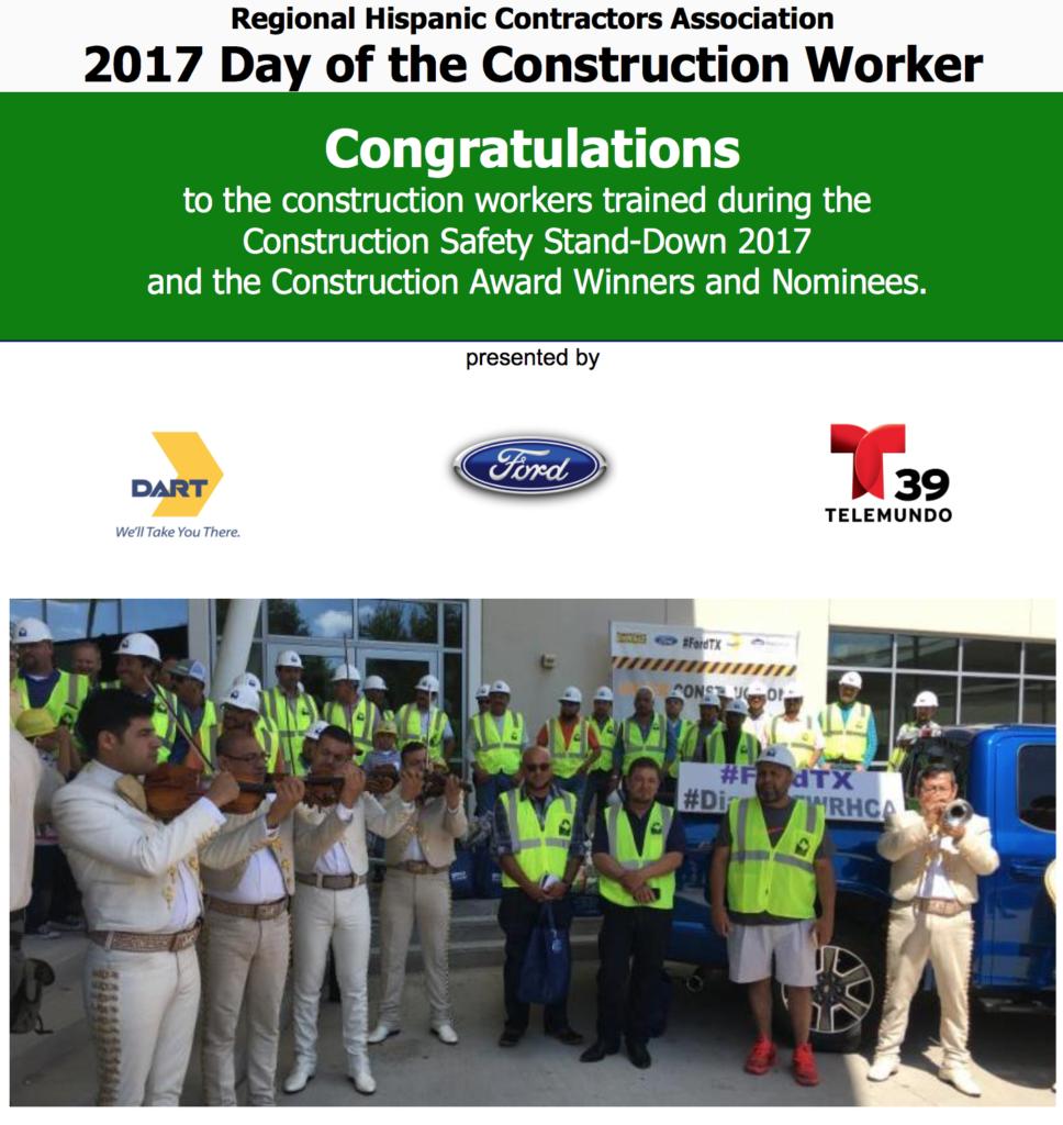 Day 2017   Regional Hispanic Contractors Association