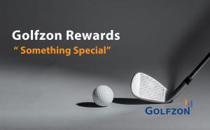 Golfzon Rewards Card