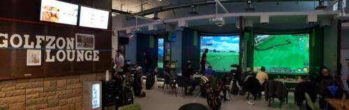 Golfzon Lounge