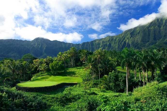 Golf's Worst-kept Secret: Hawaii
