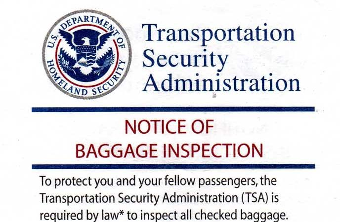 Golf Bag Searched? Think Like the TSA