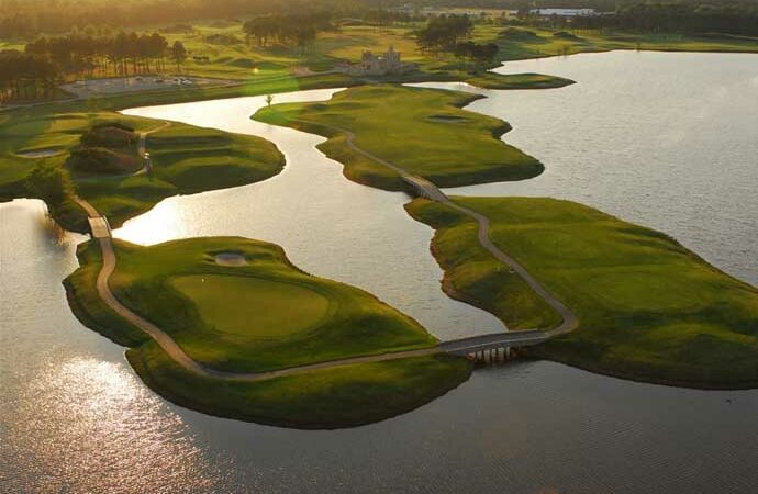 Myrtle Beach: Triple Play of Great Golf