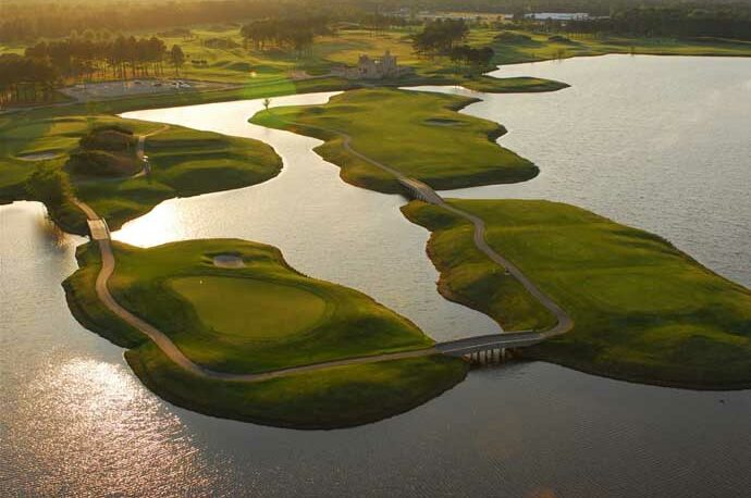 Myrtle Beach: Triple Play of Great Golf