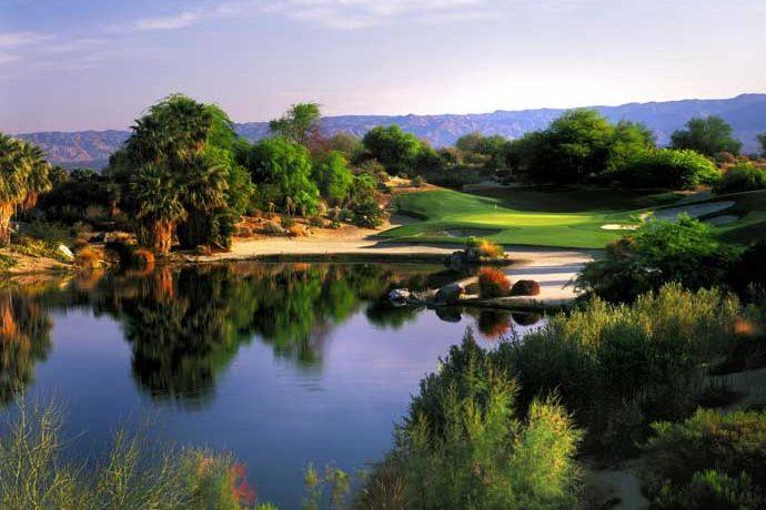 Escape to Palm Springs Golf