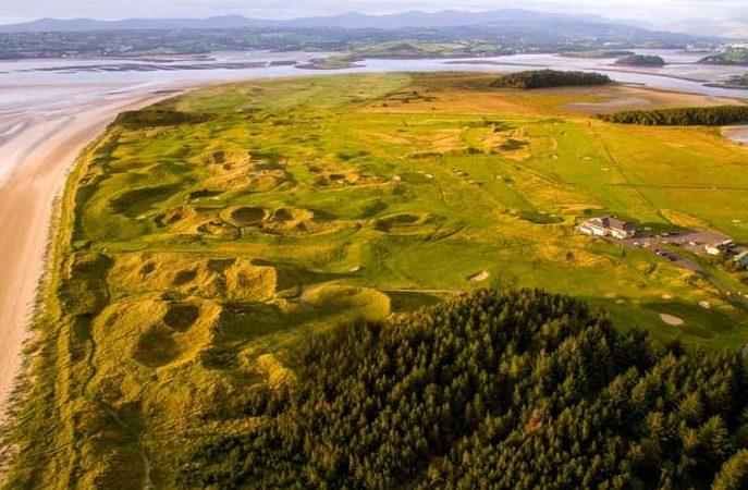 Golf in Northwest Ireland