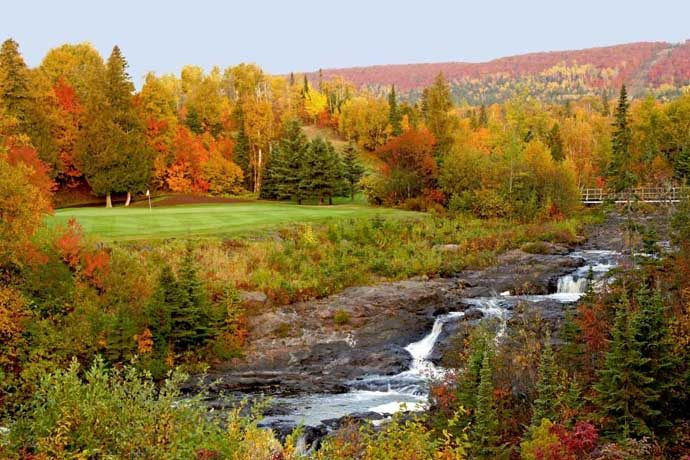 Minnesota Golf: Superior National