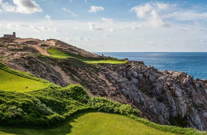Nicklaus' Newest in Cabo: A Wild Ride