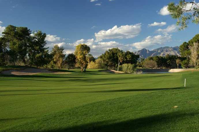 Tucson: Winter Golf for Less Green