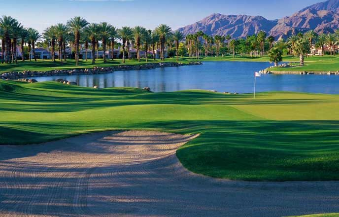 Winter Invitation to Palm Spring Golf