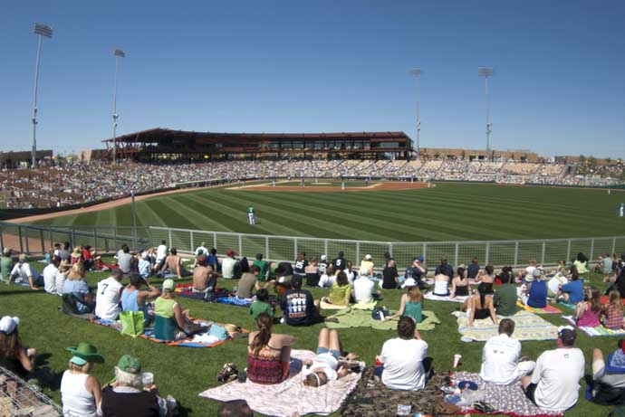Golf and Spring Training