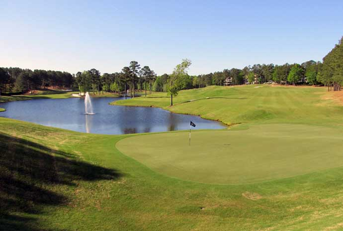 Inland South Carolina Golf