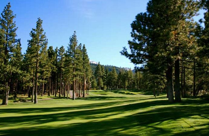 High Sierra Golf: Mesmerizing