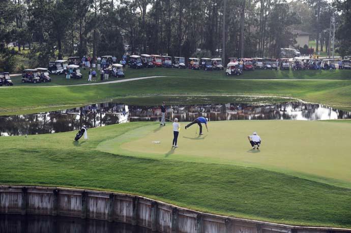 Golf the Citrus Trail