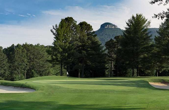 N.C.'s Yadkin Valley: Wine and Golf Country