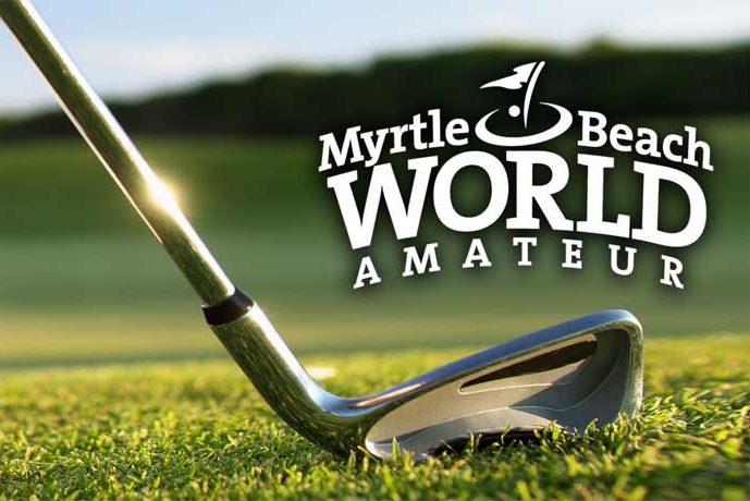 Myrtle Bech World Amateur Logo