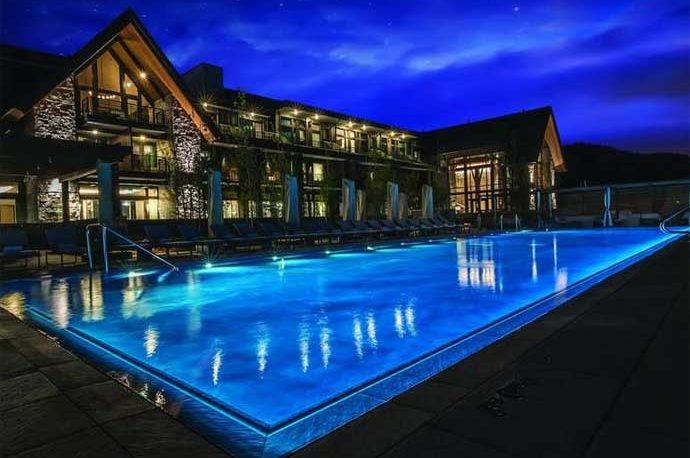 Luxury at Edgewood Tahoe