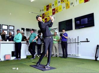 Dustin Johnson's Hi-tech Myrtle Beach Golf School