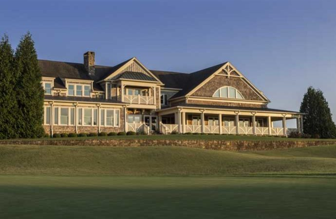 A Restful Stop at Georgia's Cateechee Club