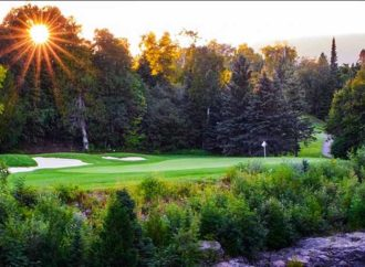 Superior National at Lutsen: Superior Golf!