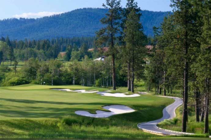 Idaho Golf: Circling Raven Golf Club