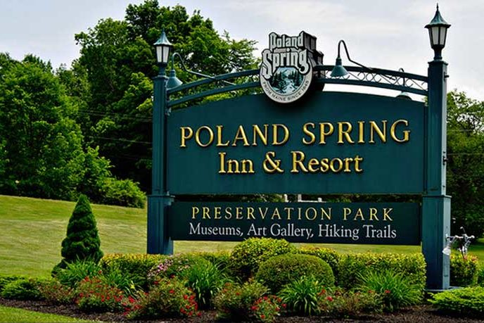Golf at the Poland Spring Resort Dates to 1896