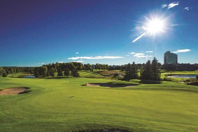Northern Michigan Golf: Grand Traverse Resort