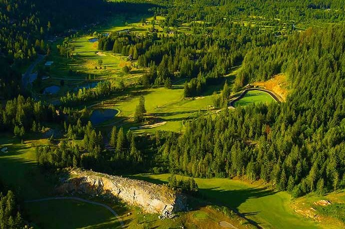 Sandpoint Idaho: Golf and Outdoor Mecca