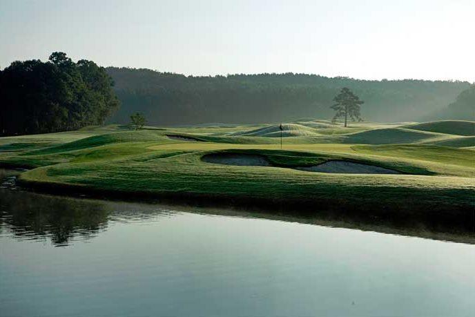 Shoot, Golf, Relax at The Barnsley Resort