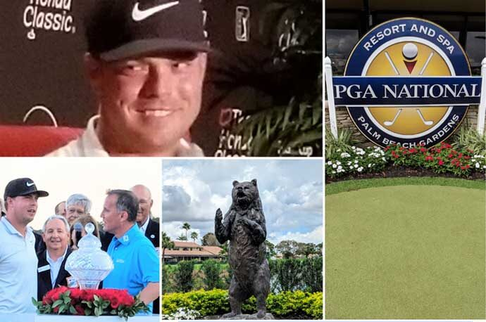 Want to See the PGA Tour? Head to Florida