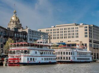 Savannah, a Great Springtime Getaway