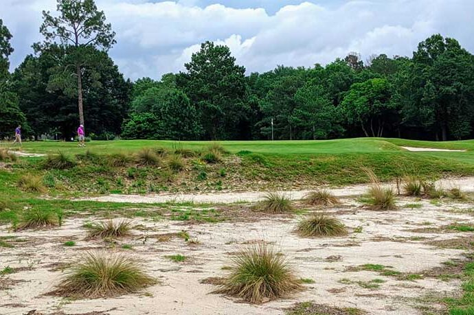 Camden Country Club is Ross's Only 18-hole Course in S.C.