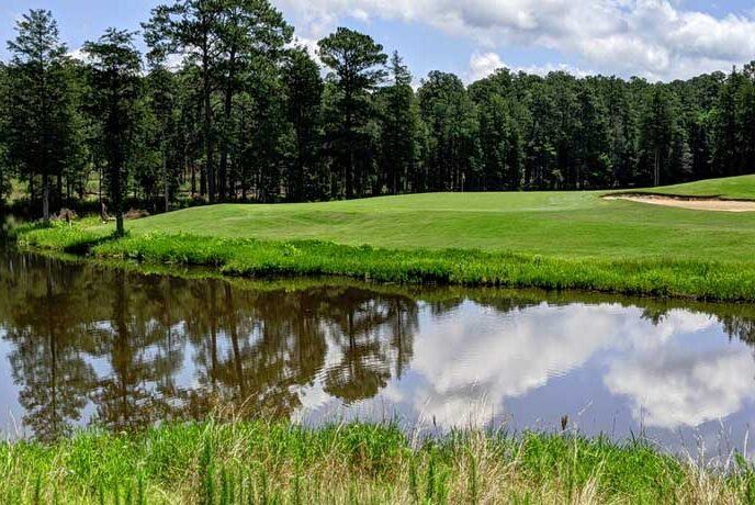 Sweet Track: Cheraw State Park Golf Course