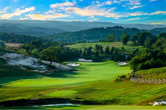 Golf At Branson Mo