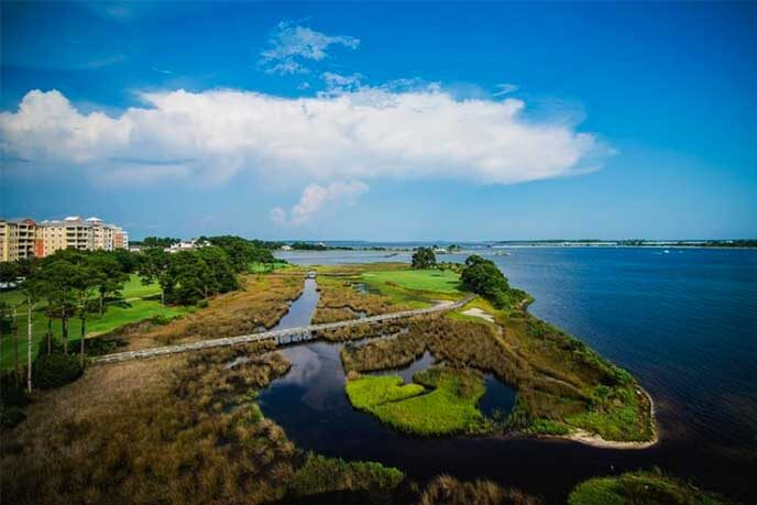 Panama City Beach: Golf Capital of NW Florida