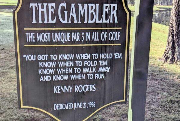 Myrtle Beach The Gambler Course