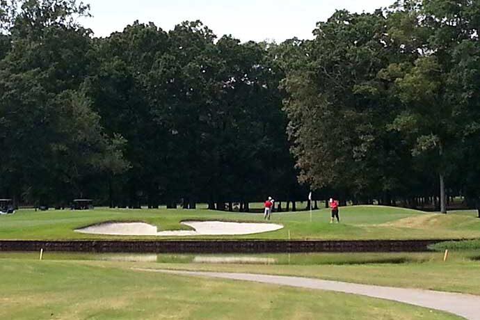 Golf in Decatur Alabama: Point Mallard Golf Course