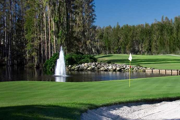 Saddlebrook Resort, Home to Two Palmer Courses