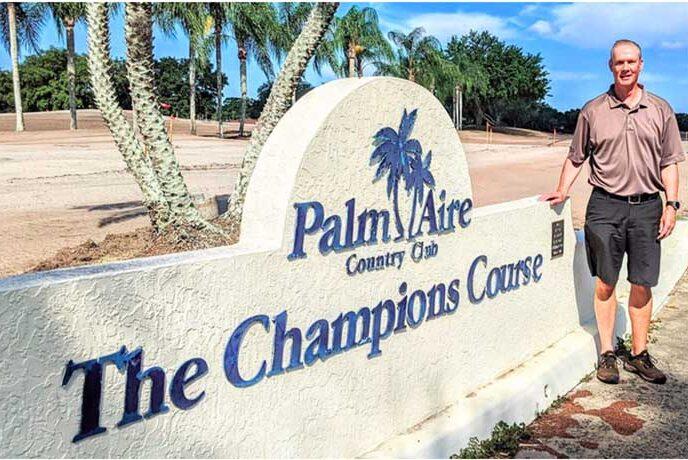 Mike Benkusky Tackles Palm-Aire Renovation