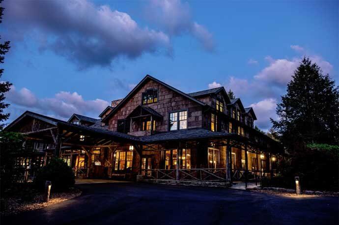 Renovated High Hampton Resort Reopens