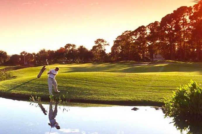 Golf in 'Pure Florida' is Pure Pleasure