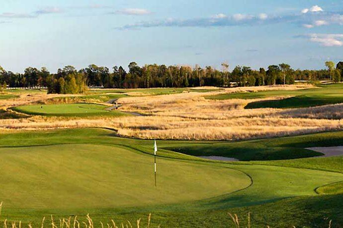 Island Resort and Casino: Sweetgrass, Sage Run Courses