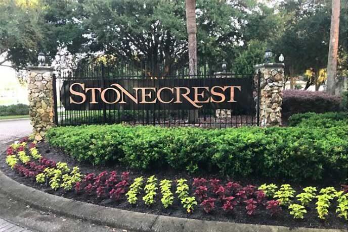 Renovations at Florida's Stonecrest Golf Club