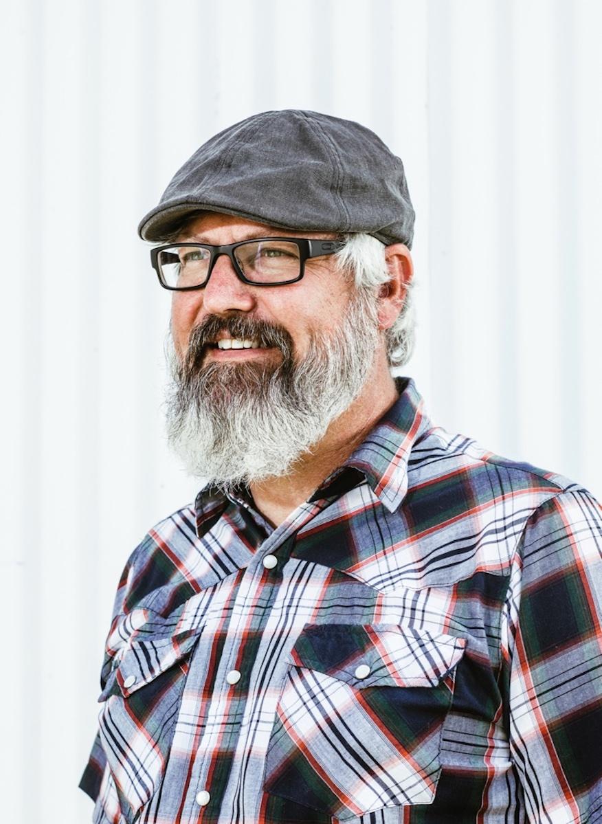 Vineyard Manager Damon Lalonde